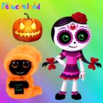 Peluches de Halloween