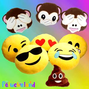 emoticonos de peluche